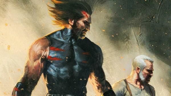 Wolverine Age of Apocalypse Old Man Logan