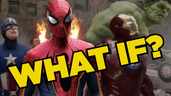 SPIDERMAN WHAT IF avengers