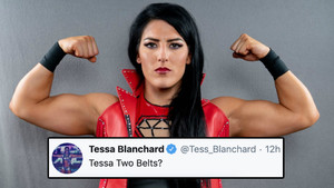 Tessa Blanchard References Becky Lynch To Promote Impact Match