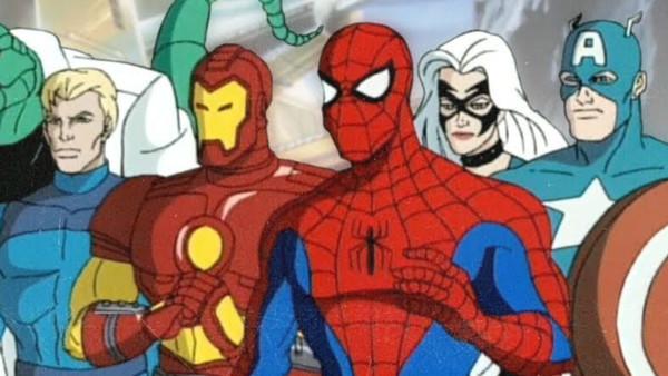 Spiderman Serien