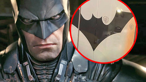 New Batman Arkham Game Logo Revealed?