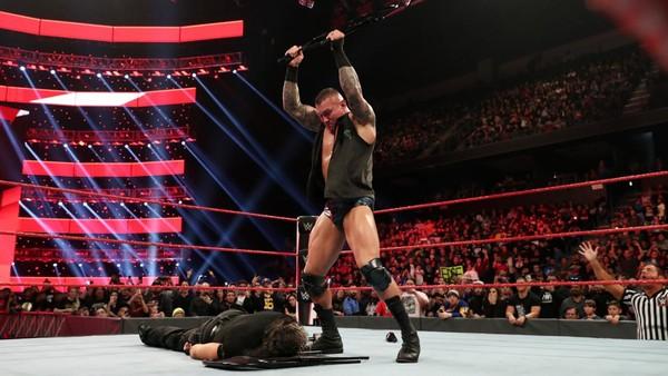 Randy Orton Matt Hardy