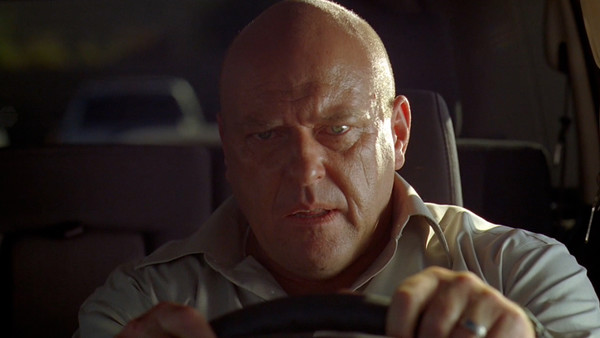 Breaking Bad Hank