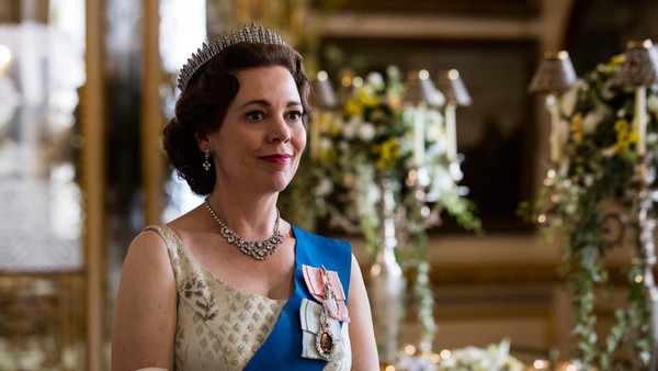 Olivia Colman The Crown