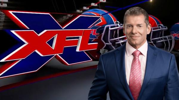 XFL Vince McMahon