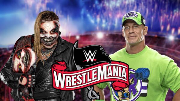 Bray Wyatt John Cena