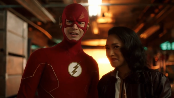 The Flash Season 6 Barry Allen Iris West