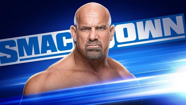 Goldberg SmackDown