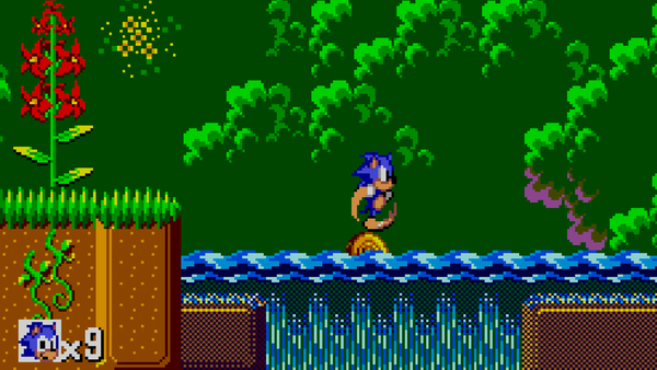 sonic the hedgehog 3 game gear