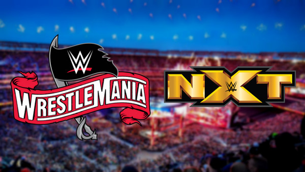 WrestleMania 36 NXT