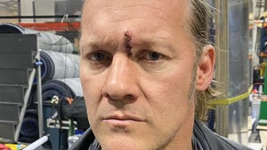 Chris Jericho Needed 7 Stitches After Last Night's AEW Dynamite