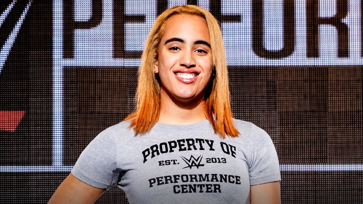 The Rock's Daughter Simone Johnson Signs With WWE