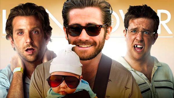 Jake Gyllenhaal The Hangover