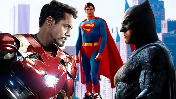 Superhero Franchises