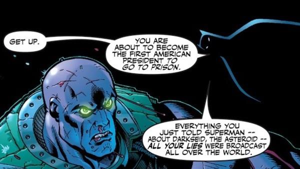 Superman Lex Luthor Injustice