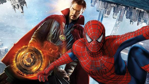 Spider-Man Doctor Strange
