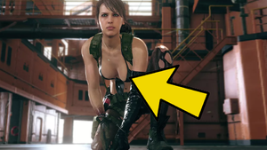 10 Times Metal Gear Solid Went Too Far