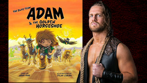 AEW's Hangman Page Is Releasing A Children's Book