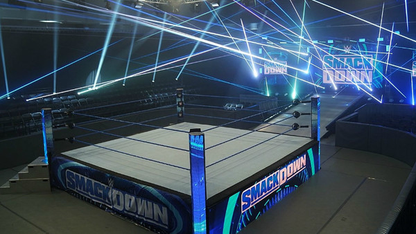 WWE SmackDown Performance Center