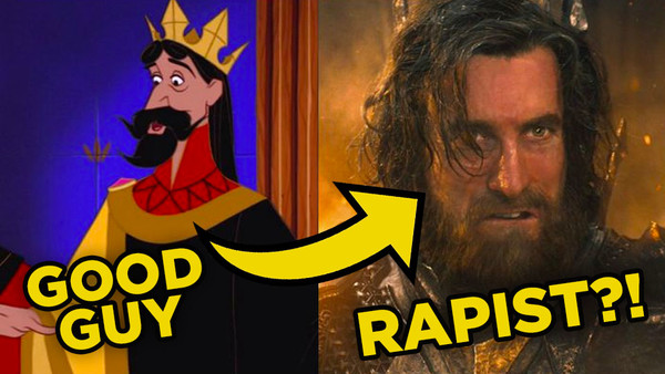 Maleficent Rapist