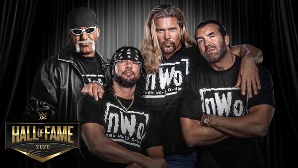nWo WWE Hall Of Fame 2020
