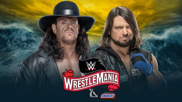The Undertaker AJ Styles