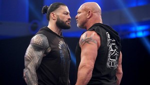 Roman Reigns/Goldberg Segment Announced For Next Week's WWE SmackDown