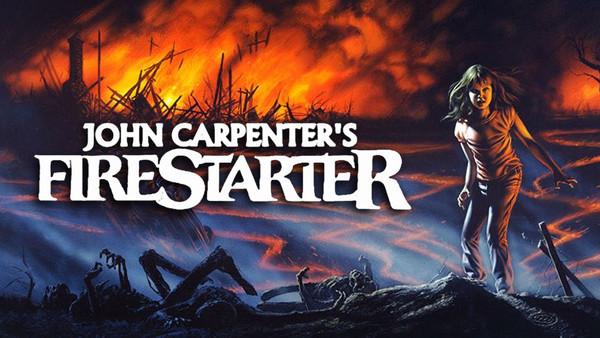 John Carpenter Firestarter