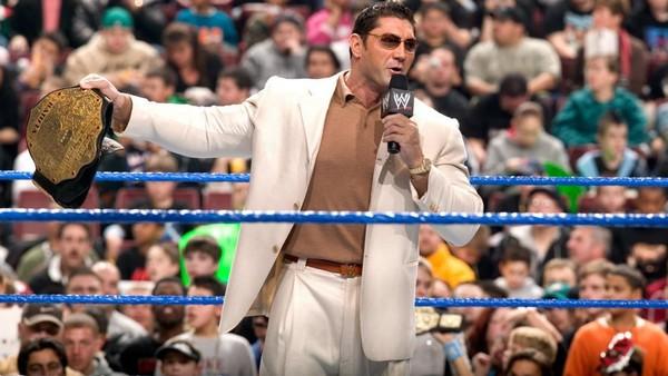 Batista World Heavyweight Title