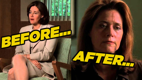Sopranos Before After