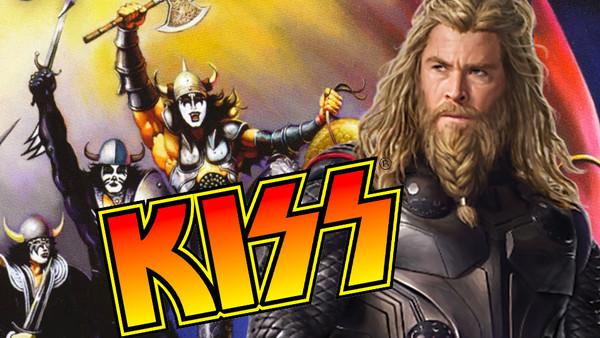 Thor Kiss