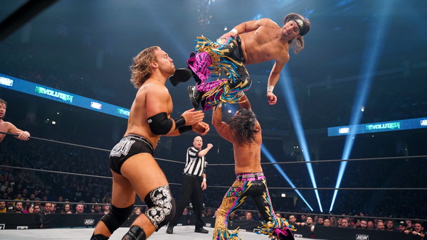 10 Best Wrestling Tag Team Matches Ever – Page 2