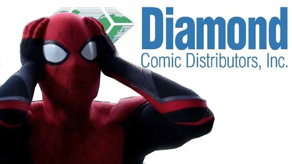 Spider-Man Diamond