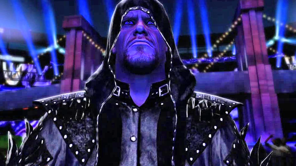 Undertaker wwe 2k14