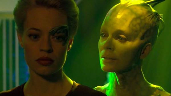 Star Trek Voyager Dark Frontier