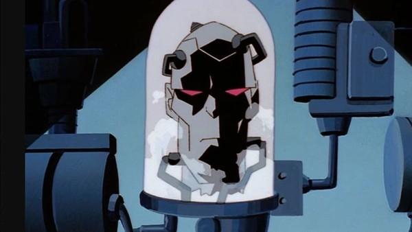 Mister Freeze Batman Beyond