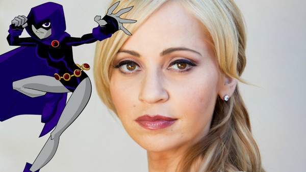 Tara Strong Raven