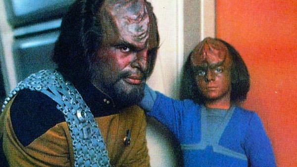 Worf Star Trek Alexander