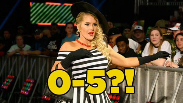 Lacey Evans 0-5