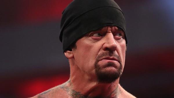 The Undertaker Raw 2020