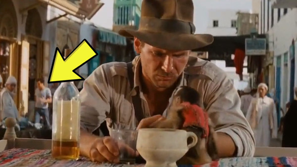 Raiders of the Lost Ark Harrison Ford