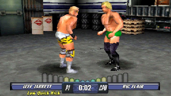 These Wrestling Games Suck