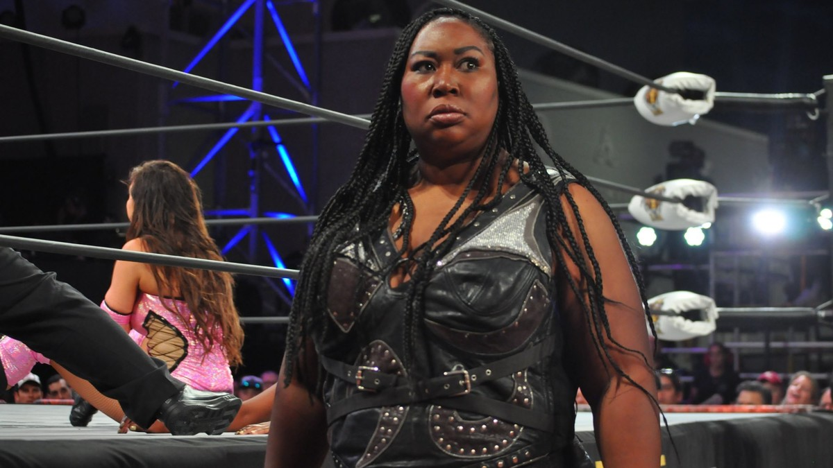 Backstage Update On Awesome Kong's AEW Status