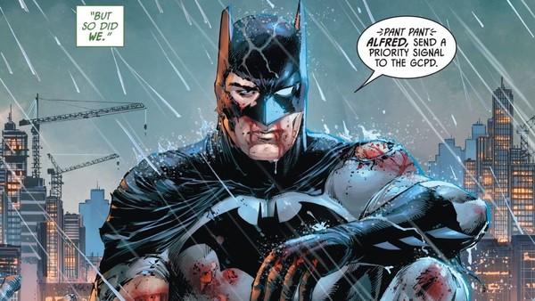 Batman Injured Thumbnail