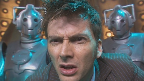 Doctor Who Journey's End alternate ending David Tennant Cybermen