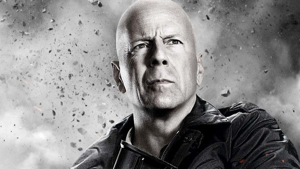 Bruce Willis Expendables 2