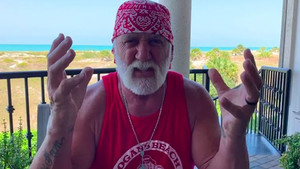 "Hulk Hogan Shoots On Everyone: Current Global Situation Is ""God's Punishment"""