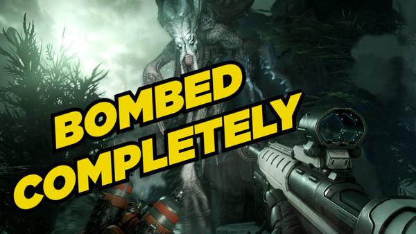 Evolve Bombed