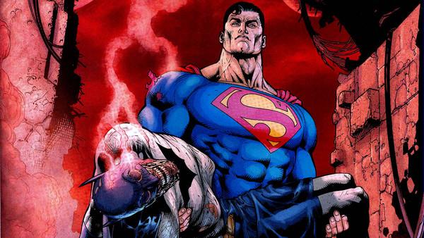 Final Crisis Superman Batman