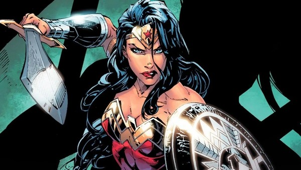 Wonder Woman Sword Shield